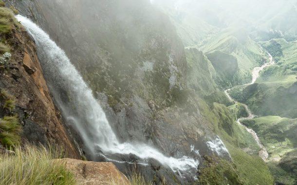 مشاهد جمال شلالات جنوب أفريقيا (صور)