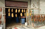 عاجل...ضبط 123 طن منتجات لحوم مخالفات للإشتراطات البيطرية