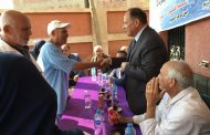 بالصور بحوث التناسليات الحيوانية ينظم قافلة علاجية وارشادية في محافظة الفيوم