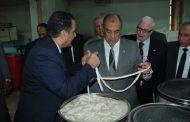 وزير الزراعة يشكل لجنة للاشراف علي تسويق القطن
