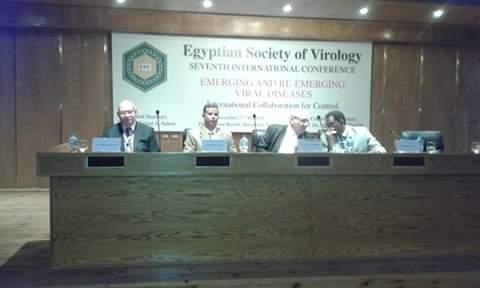 تفاصيل فعاليات اليوم الثاني لمؤتمر الأمراض الفيروسية بالغردقة