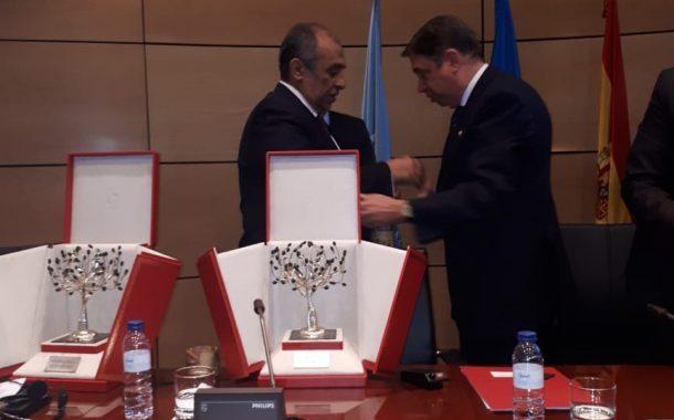 مصر تتسلم رئاسة المجلس الدولي للزيتون
