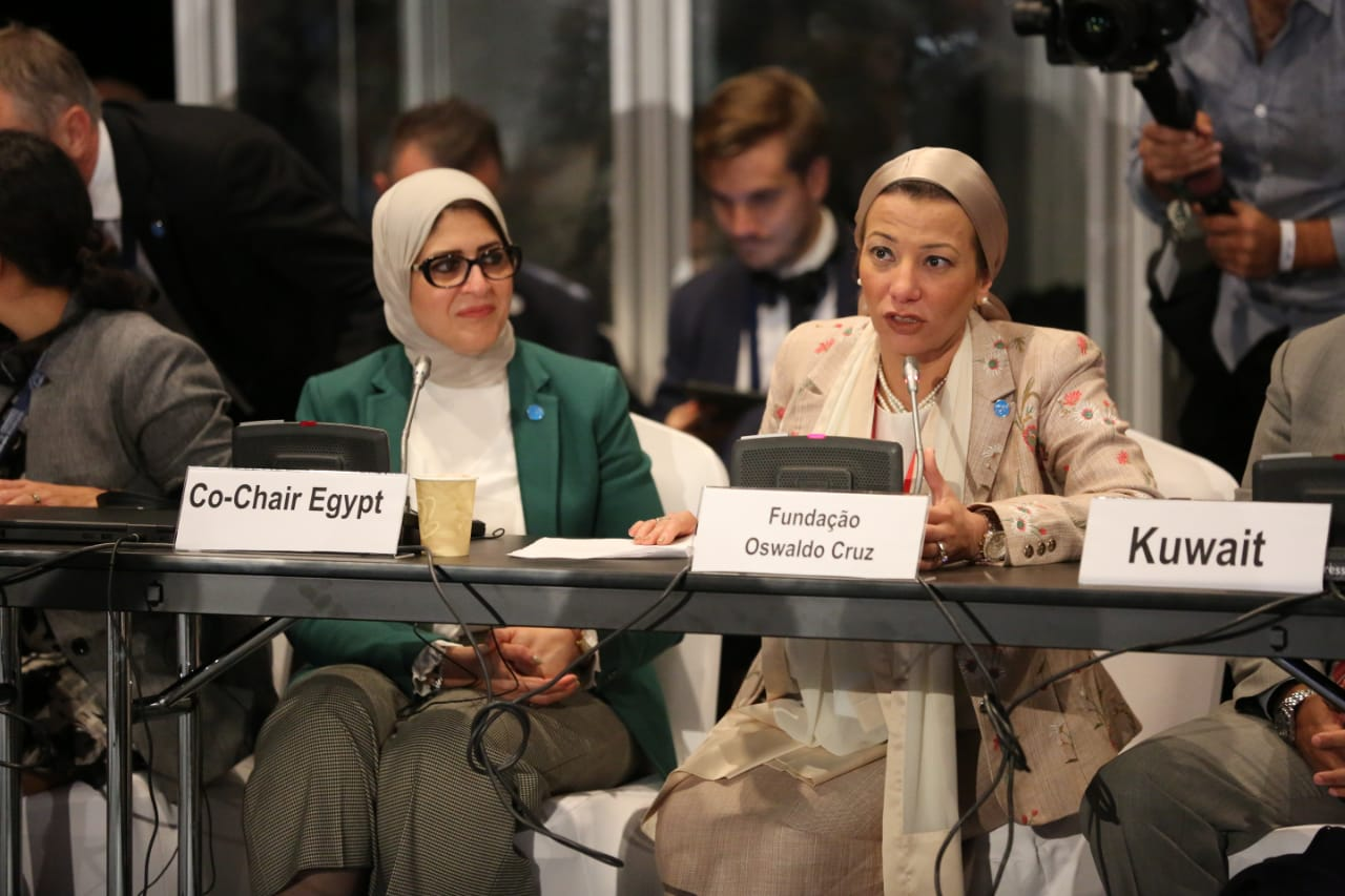مؤتمر التنوع البيولوجي يبحث دمج القطاع الصحي بحضور وزيري البيئة والصحة