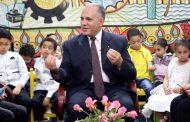 أصل الحكاية أيه...وزير الري... المذيع والضيف في برنامج الأطفال