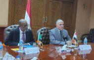 تفاصيل إجتماعات هيئة مياه النيل وزيارة محمية وادي دجلة بالقاهرة