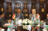 وزير الكهرباء يبحث مع نظيره السوداني الربط الكهربائي بين مصر والسودان