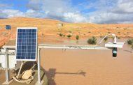 بحوث الصحراء :رصد 100 مم معدل سقوط الأمطار على مدن مطروح