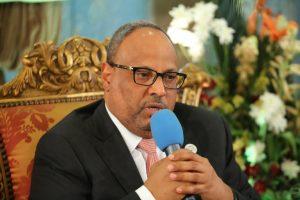 سفير الامارات لدى مصر