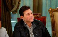 بالصور هانى شاكر يشارك فى احتفالية تكريم سفير الامارات بقلادة سيناء