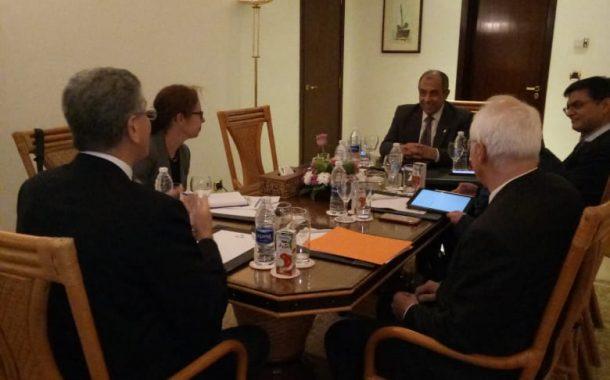 وزير الزراعة يعقد سلسلة اجتماعات مع مسئولي البنك الدولي لدعم الاستراتيجية المصرية للتنمية الزراعية المستدامة