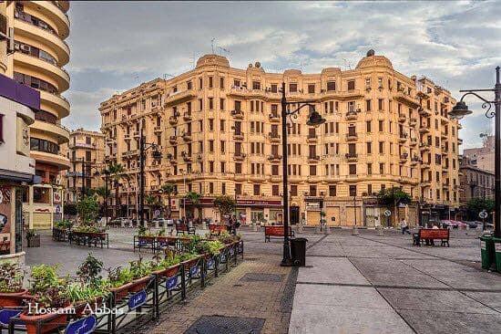 بالصور...أحدث مشاهد تطوير القاهرة الخديوية...(الإبداع المصري)