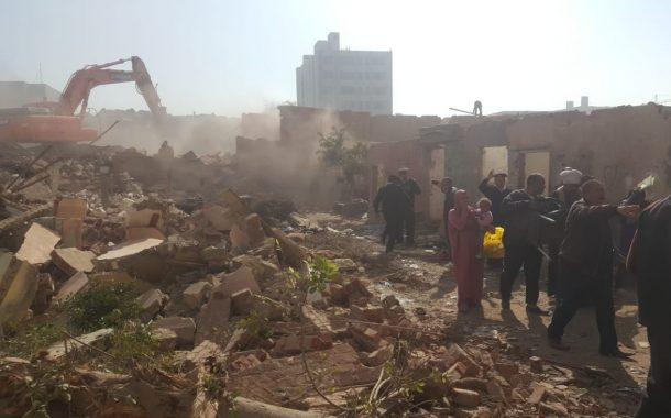 الري: إزالة 2791 حالة تعدي علي النيل والترع والمصارف في أسبوع