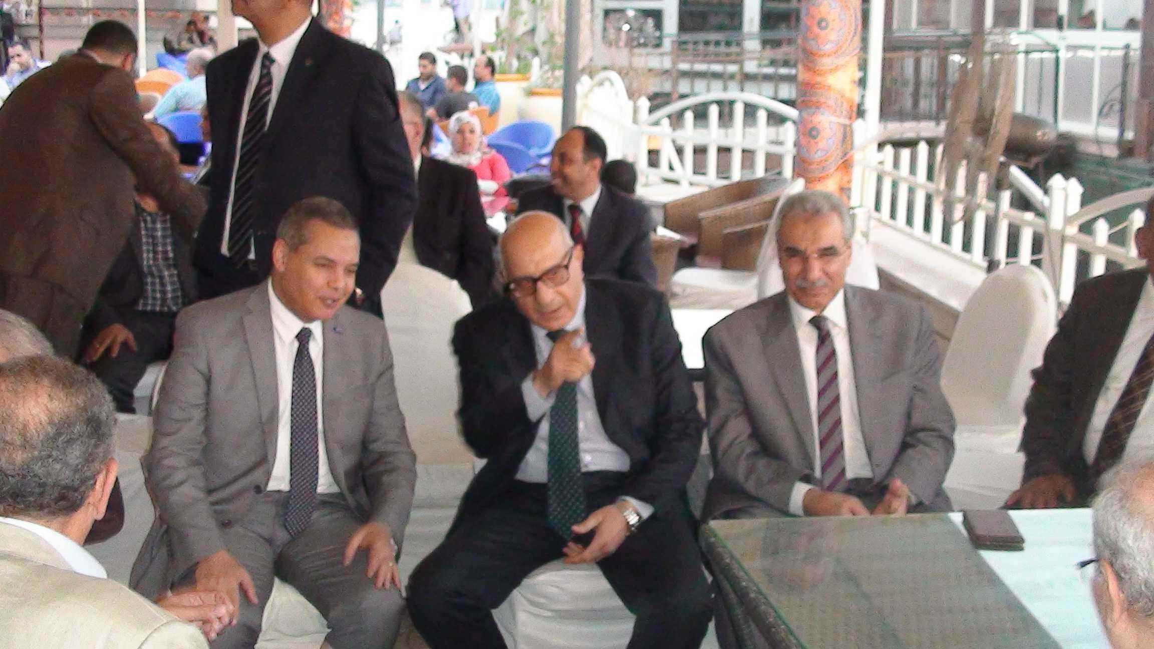 وفاة اللواء محمود عبدالبر والعزاء الثلاثاء بمسجد الرحمن الرحيم شارع صلاح سالم