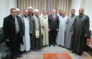 تفاصيل لقاء وزير الري مع فلاحي مريوط بالاسكندرية
