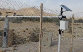 وزير الري : تركيب احدث جهاز رقمي لرصد السيول بشمال سيناء