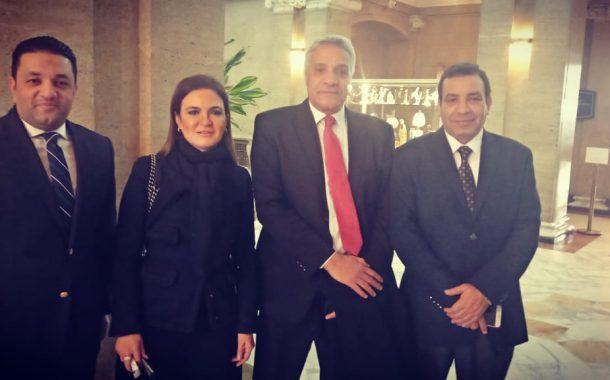 بدء إجتماعات اللجنة الوزارية المصرية البلغارية بمشاركة مدير صحة الحيوان ورئيس الخدمات البيطرية