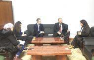 نائب وزير الزراعة تكشف تفاصيل الإستعدادات لزيارة وزير الزراعة النيوزيلاندي