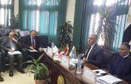 وزير الري يطالب بتوحيد البيانات والأرقام المتعلقة بالمياه والإستفادة من بحوث تحسين نوعية المياه