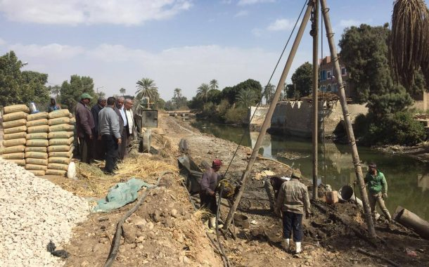 وزير الري: تطوير المنشآت والمرافق المائية لإستيعاب التصرفات اللازمة لإحتياجات الزراعة