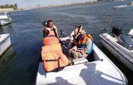 البيئة: مسح كامل لنهر النيل بسوهاج وأسيوط للتأكد من انتهاء بقعة التلوث بالنهر