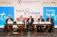 الفاو: العالم يحتاج للمزيد من الإستثمارات لمواجهة ندرة المياه والتغيرات المناخية