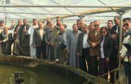 نائب وزير الزراعة: إطلاق المرحلة الأولي من الحزام الآمن لبحيرة قارون بالفيوم