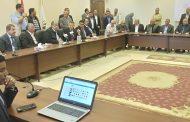 وزير الزراعة ومحافظ بني سويف يتفقدان عدد من المشروعات الزراعية والبحثية بالمحافظة