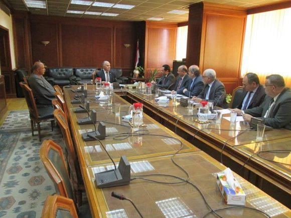 وزير الري: ضوابط لزراعة الأرز في 9 محافظات في شمال الدلتا