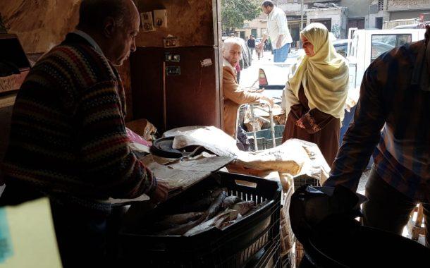 ماذا وجدت حملة التفتيش عند فسخاني سوق الحمام بالسيدة عائشة؟