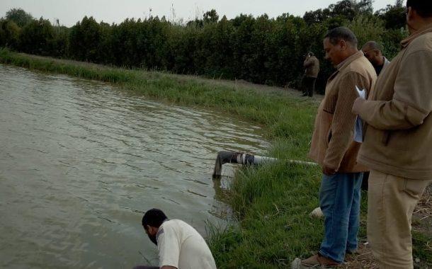 عاجل...البيئة: حملات تفتيش علي المزارع السمكية بالشرقية