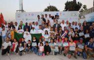 تفاصيل سباق النيل الدولي بمشاركة 5 دول وحضور وزيرة البيئة (صور)