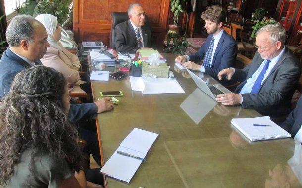 وزير الري:عودة برنامج التعاون المصري الهولندي في مجال إدارة المياه