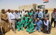 الزراعة: إعانة عاجلة 30 الف جنية لأسرة كل متوفي في حادث غرب المنيا
