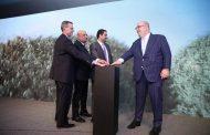 إفتتاح أحدث مصنع لإنتاج أعلاف بريكسيمات بالأردن