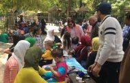 بالصور نائب وزير الزراعة تتفقد حديقة الحيوان للإطمئنان على جاهزيتها لاستقبال المواطنين خلال إجازة شم النسيم