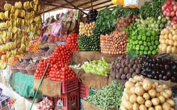 استقرار أسعار الخضروات والفاكهة بسوق العبور والبصل بـ2.5 جنيه