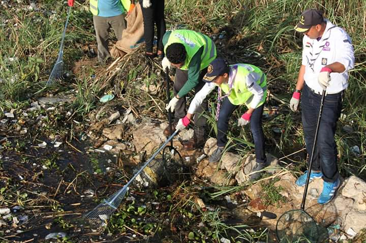 السبت...الامم المتحدة تطلق حملة لتنظيف أجزاء من نيل الدقي والزمالك