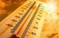 غدا...الطقس شديد الحرارة والقاهرة 40 درجة