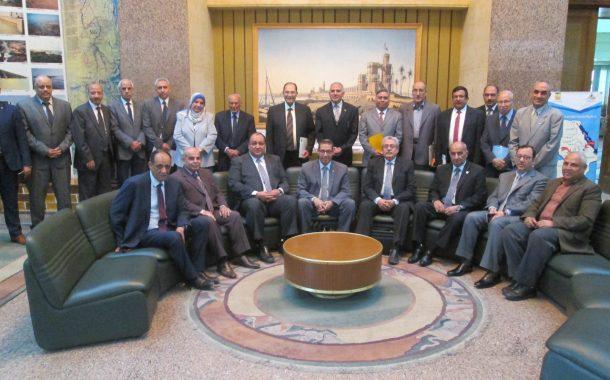 تفاصيل إجتماع اللجنة المصرية للهيدروليكا والمصادر المائية