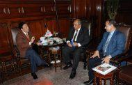 تفاصيل لقاء وزير الزراعة المرشح الصيني لمنصب مدير عام منظمة الأغذية والزراعة