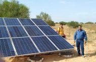 لأول مرة... مطروح تستخدم الطاقة الشمسية بديلا للكهرباء لري الوحدات الرعوية ببراني