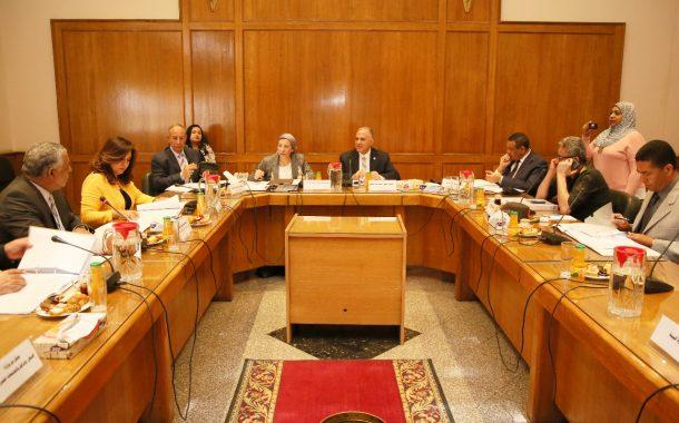 برئاسة وزير الري...اللجنة العليا للتراخيص توافق علي إقامة 8 مشروعات في 6 محافظات (تفاصيل)
