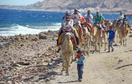 إختيار شاطئ دهب أفضل شاطئ سياحي في الشرق الأوسط