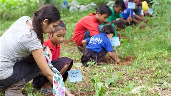 الفلبين: مجلس النواب يعتمد قانون يلزم الطلاب بزراعة مليون شجرة سنويا