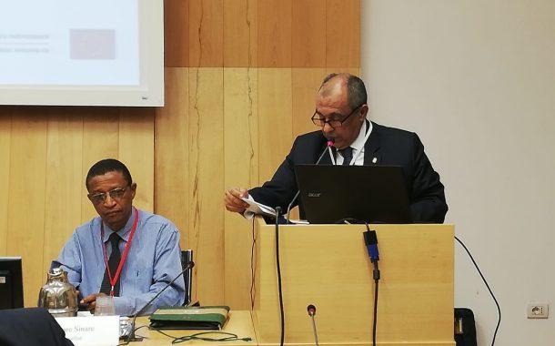 وزير الزراعة يستعرض أمام الوزراء الأفارقة رؤية مصر لمواجهة الآفات والامراض التي تواجه القطاع الزراعي