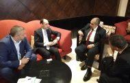 مصر وجورجيا تستعدان لتوقيع بروتوكول تعاون بين البلدين في مجالات الحجر الزراعي والثروة الحيوانية