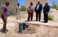 وائل غيث: نظم ترشيد استهلاك المياه للزراعات الصحراوية يوفر ٩٠% من استخدامات المياة