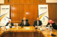 وزير الري يترأس إجتماع اللجنة التنظيمية لأسبوع القاهرة للمياه