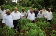 بالصور... الزراعة تخطط لتفعيل منظومة المزارع المصرية في أفريقيا
