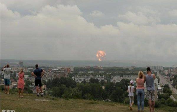 الحكومة تشدد إجراءات الرقابة علي إستيراد المنتجات الزراعية من الدول النووية بعد الإنفجار الروسي